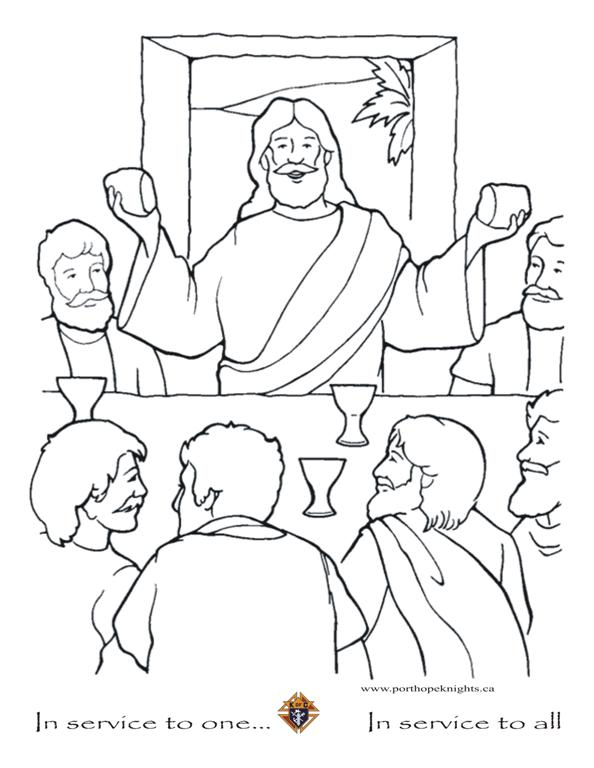 jesus last supper coloring page memes jesus last supper coloring page memes download