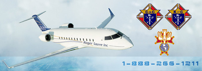 Roger Sauve Inc. K of C Supplies in Canada